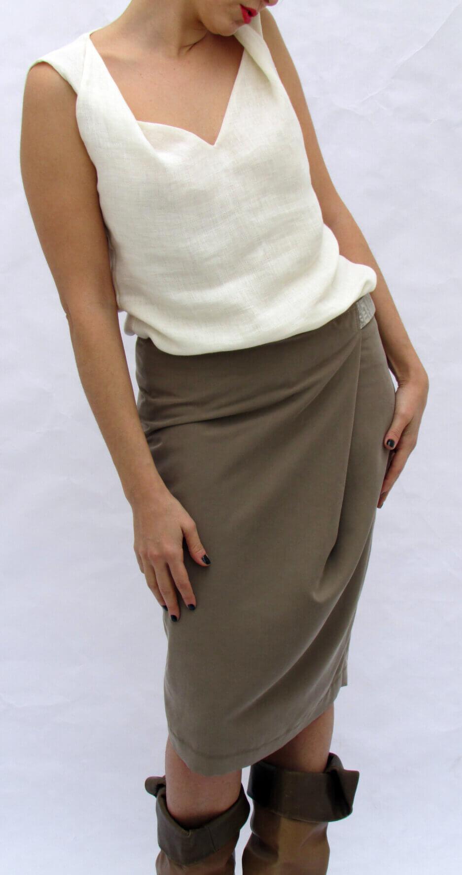 gonna elena skirt
