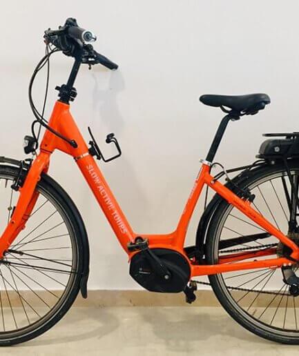 noleggio bici elettriche lecce